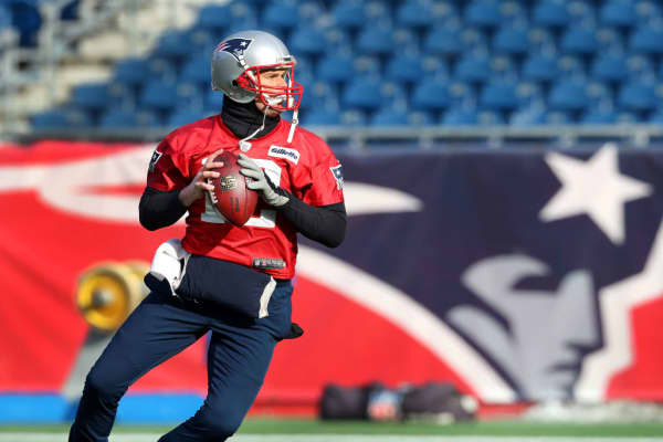 NFL agent: Tom Brady one of the most remarkable athletes