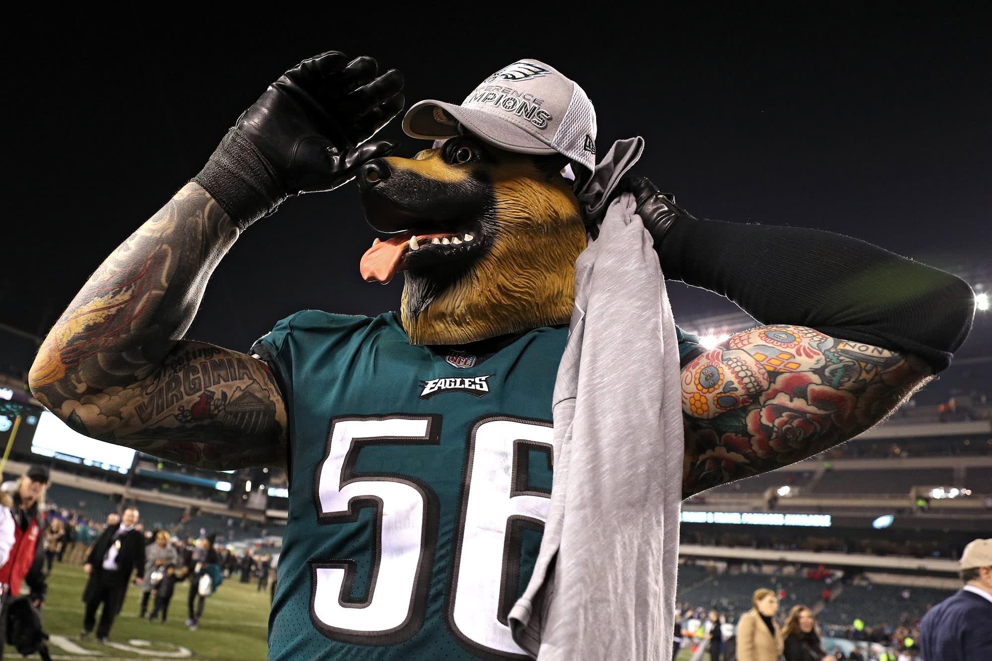 6d6c2b0c0 Eagles  underdog  merchandise raises  100