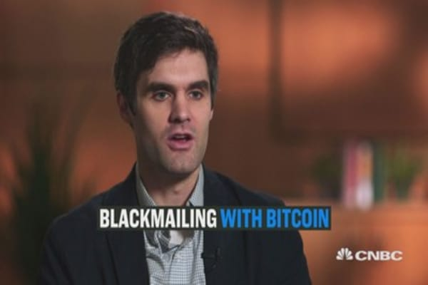 Growing blackmail scam demands payment in bitcoin