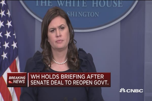 White House: Priorities on immigration deal have not changed
