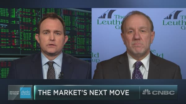What worries strategist Jim Paulsen about the market