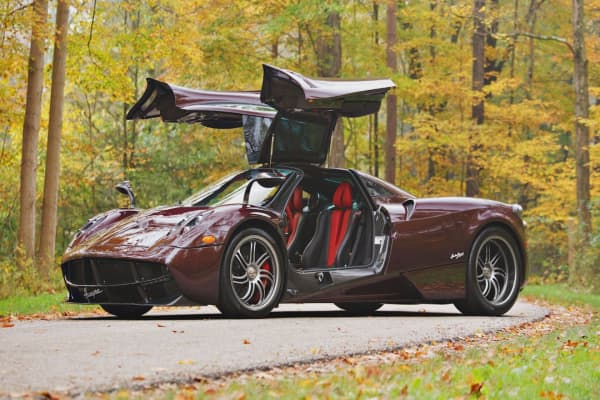 Most Expensive Cars That Just Sold At Auction - Expensive cars
