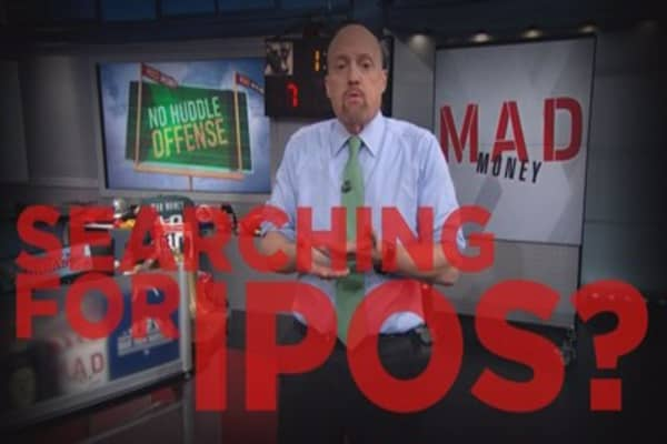 Cramer Remix: The latest insult I see in the IPO market