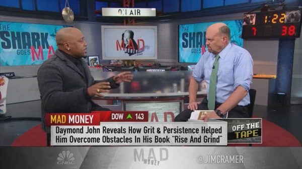 Being selfish a key to success: 'Shark Tank's' Daymond John