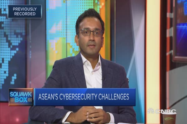 Southeast Asia remains vulnerable to cyber attacks