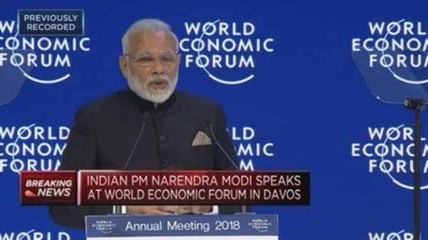 Modi: Technology-driven world impacts every aspect of our lives