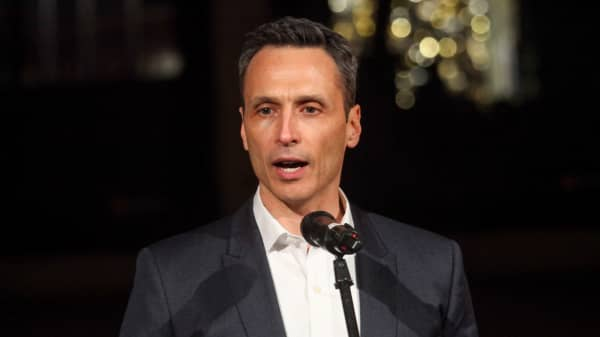 Chairman of Disney Consumer Products and Interactive Media Jimmy Pitaro.