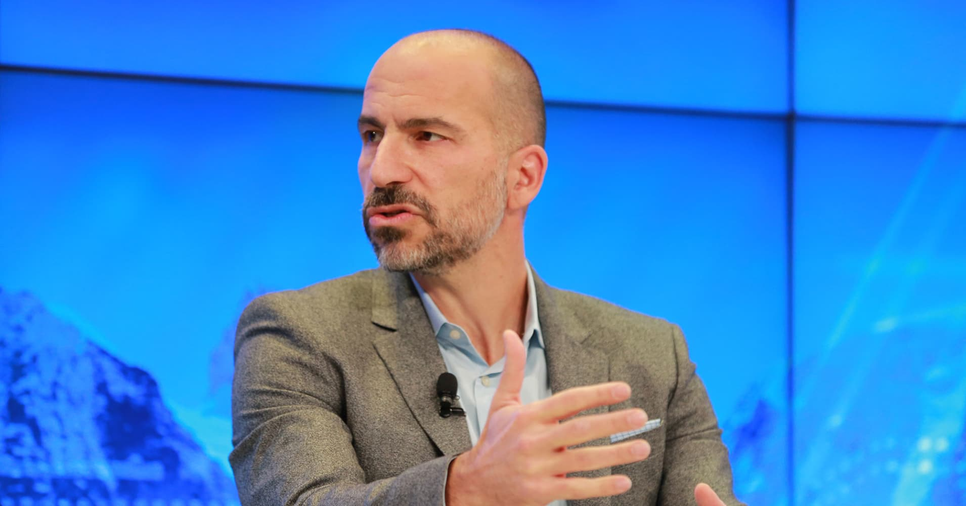 Uber's Dara Khosrowshahi: 'We Have a Long Way to Go' to Regain User Trust