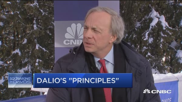 Ray Dalio: US markets in 'beautiful Goldilocks' period