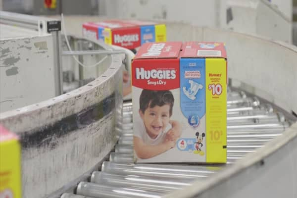 Kimberly-Clark just announced plans to slash about 13% of its workforce