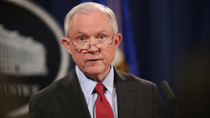 Attorney Fundamental Jeff Sessions.