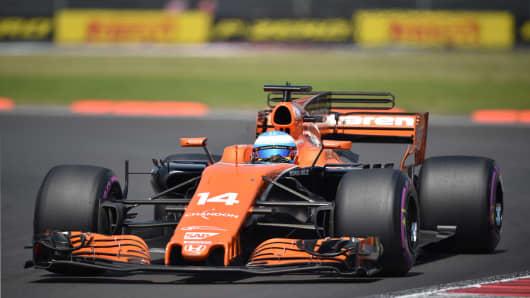 McLaren came second last in the Formula 1 constructors championship last season.