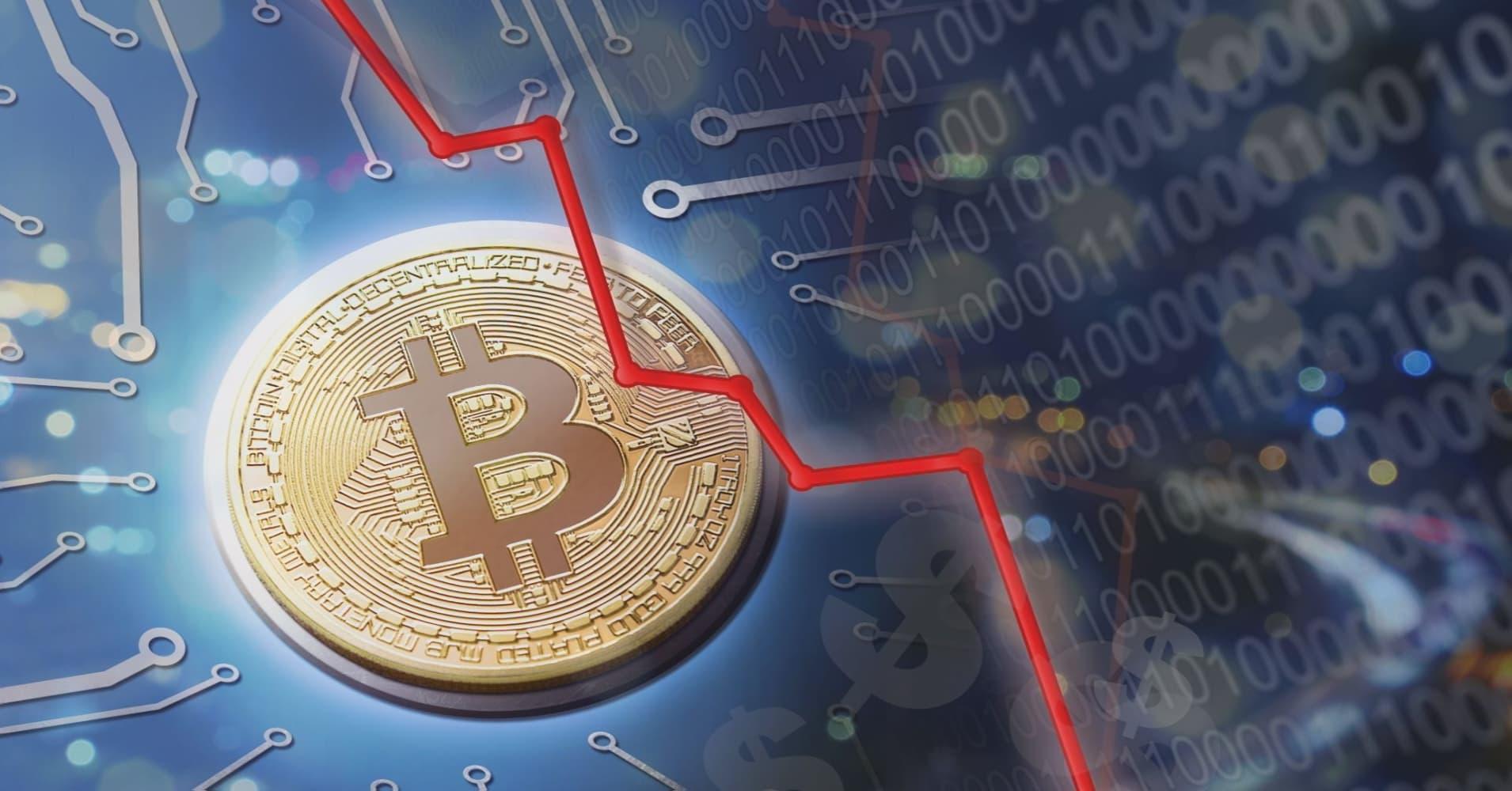 Bitcoin just fell below $10,000 - again