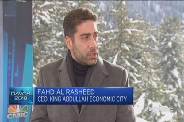 Saudi Arabia moving toward an era of transparency, KAEC CEO says