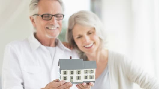 Carrying or paying off a mortgage in retirement depends on people's individual circumstances.