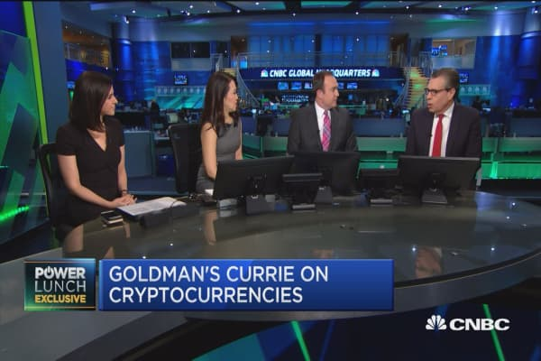 Goldman Sachs' Jeff Currie: Why bitcoin is a commodity