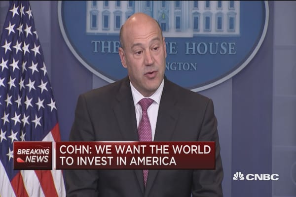 Cohn: When the US grows, so does the world