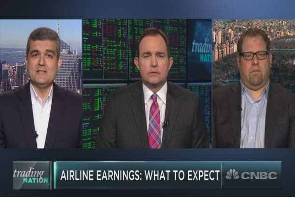 Are airline stocks set to soar on earnings?