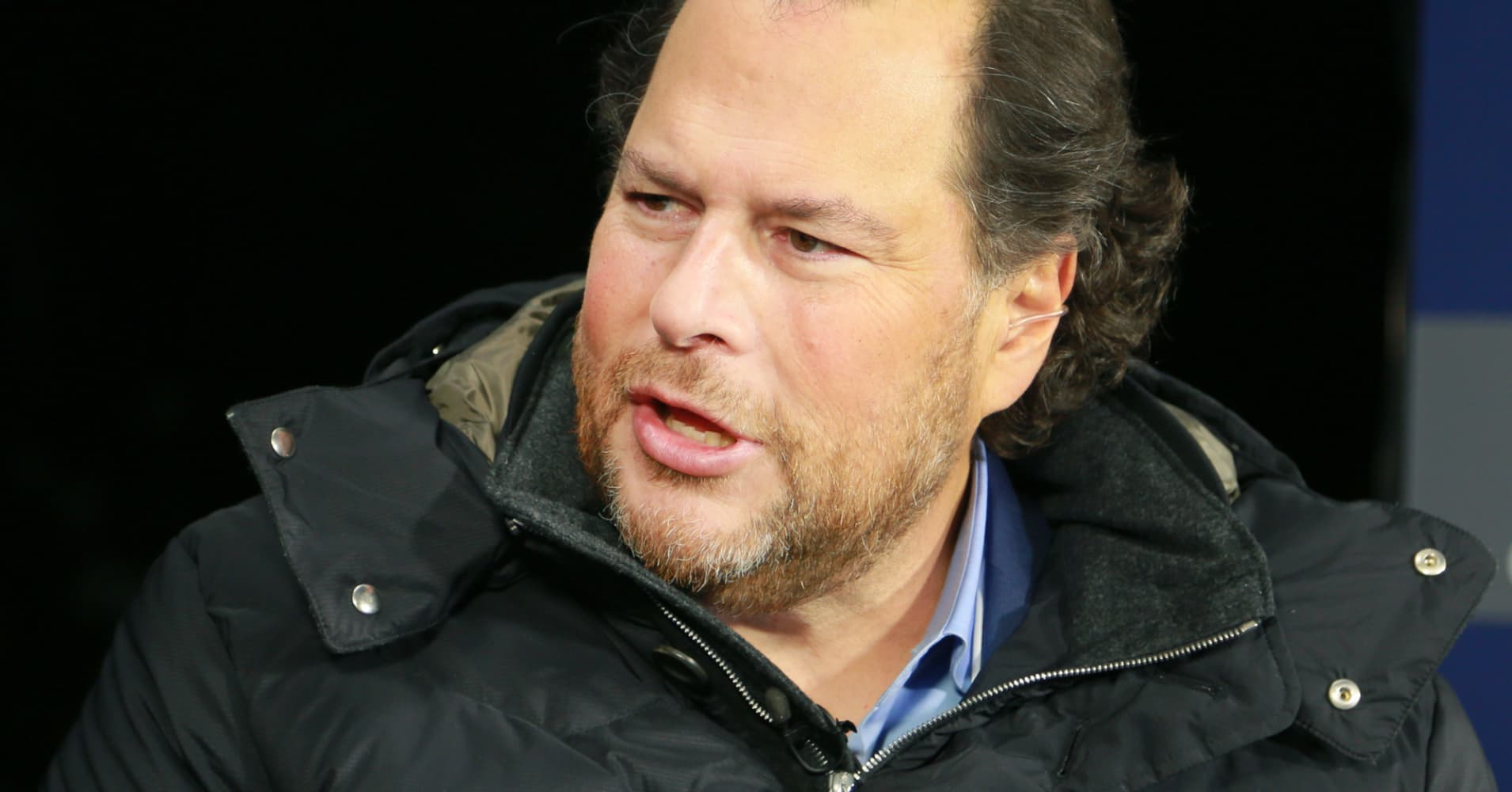 'Facebook is the new cigarettes,' says Salesforce CEO