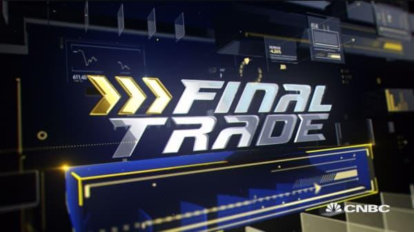Final Trade: BABA, GMLP, SQ & SMH