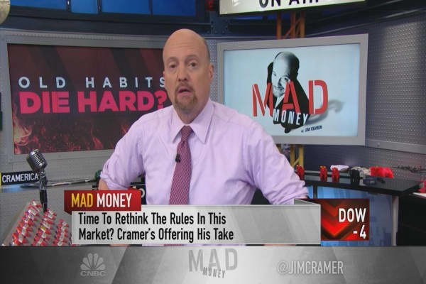 Cramer: Check your bias at the door with stocks like Facebook and P&G