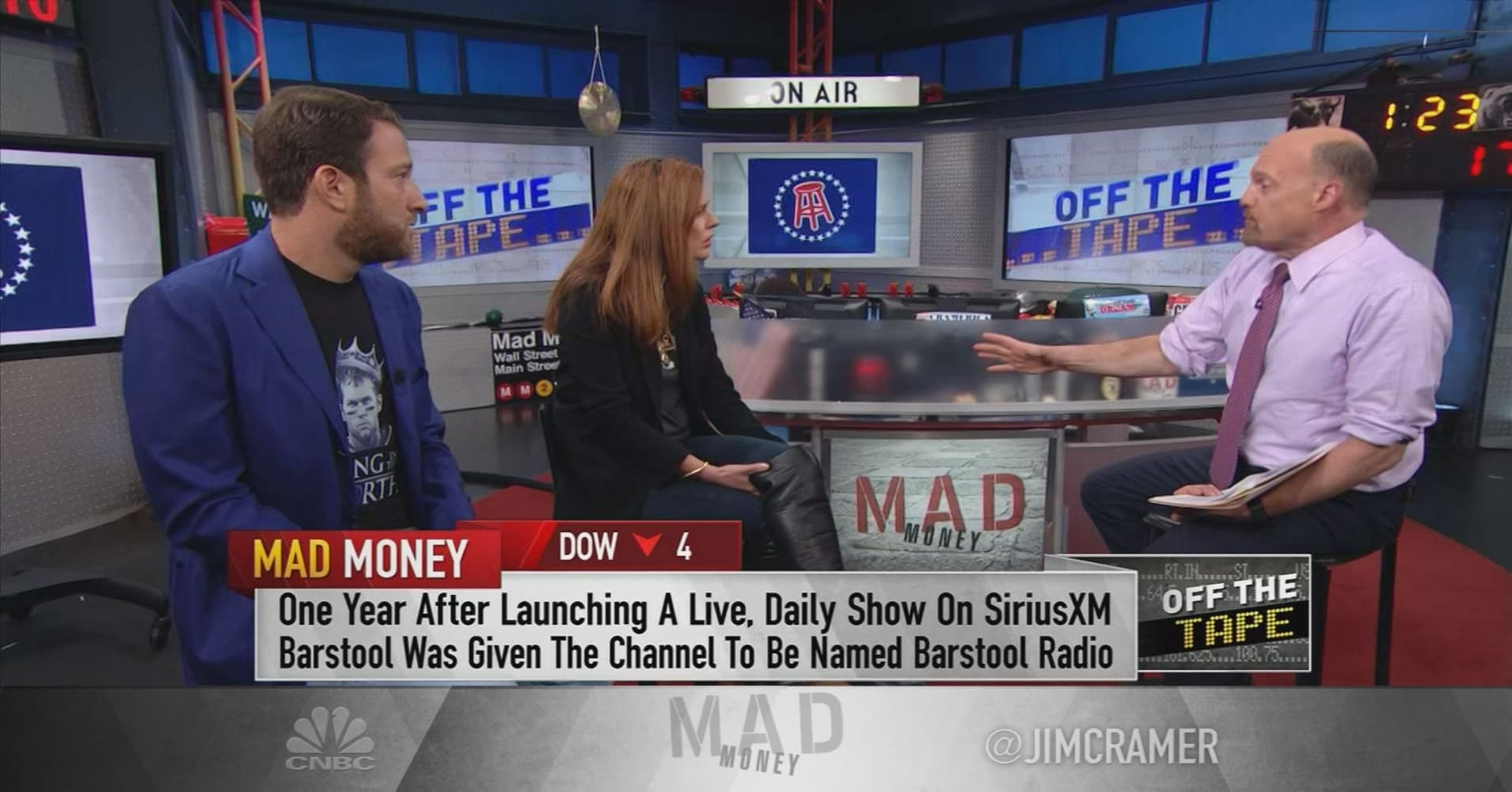 Barstool Sports CEO: 'There is nothing that this company can't do because we have an audience'