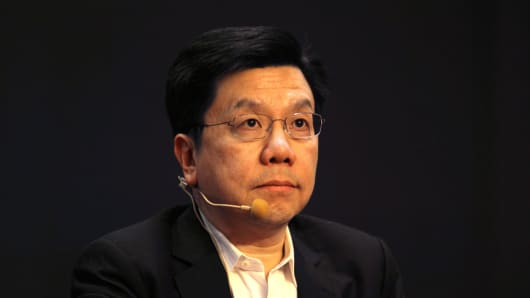 Kai-Fu Lee, CEO of Sinovation Ventures, on Dec. 17, 2015.