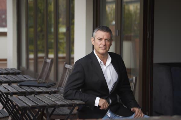 Moray MacLennan, Worldwide CEO of M&C Saatchi