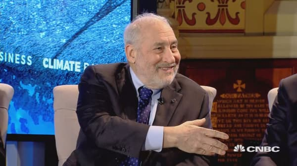 Stiglitz: Many states, cities saying 'we're going to forget about Trump'