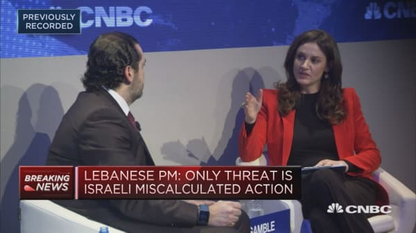 US position on Jerusalem does not make it true: Lebanese PM