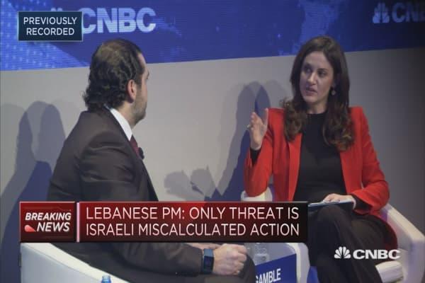 US position on Jerusalem does not make it true: Lebanese PM