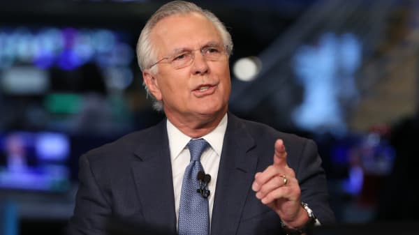 Richard Fisher, former President and CEO of the Federal Reserve Bank of Dallas.