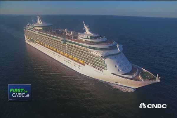 Royal Caribbean CEO: Small cost changes are driving terrific revenue and earnings increases