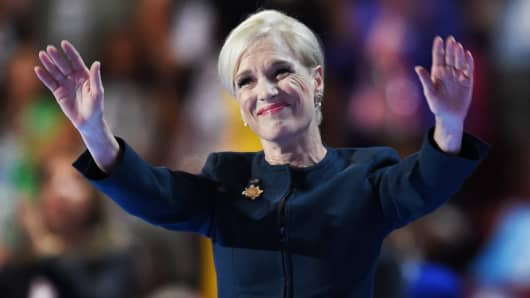 Cecile Richards, president of the Planned Parenthood Action Fund