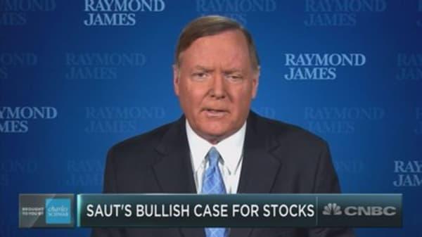 One of Wall Street's loudest bulls just got louder