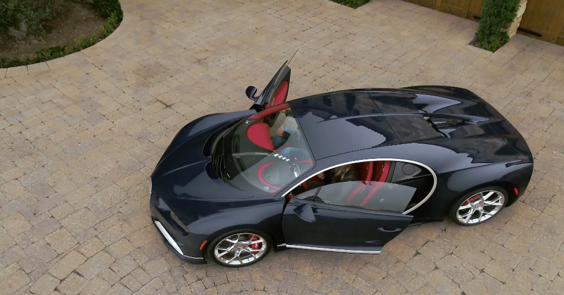 The fastest car in the world is the $3 million Bugatti Chiron