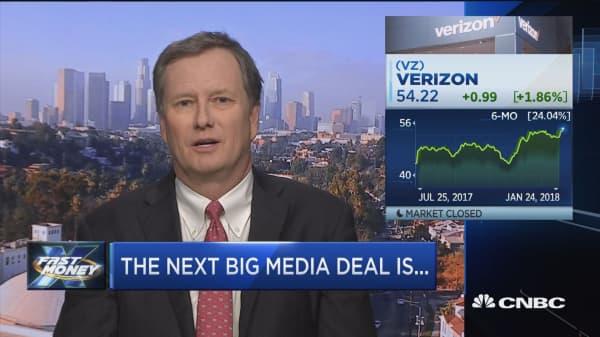 Lionsgate exec on the next big media deal