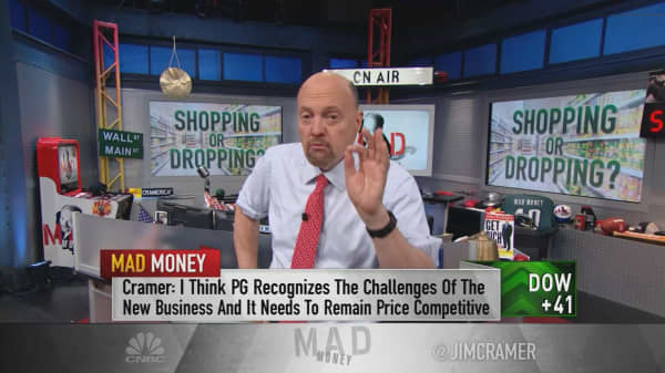 Cramer: Contrary to popular belief, now is a good time to buy consumer goods stocks