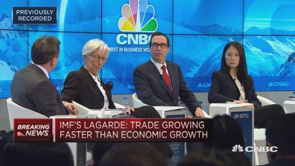 US Treasury Secretary Mnuchin: Want 'reciprocal and fair' trade