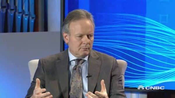 Bank of Canada governor: Not worried by a cryptocurrency crash