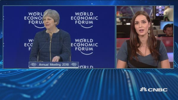 May: UK will be advocate of free trade