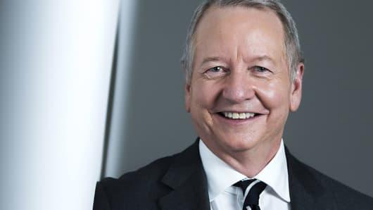 John Seifert, chief executive officer of advertising agency Ogilvy