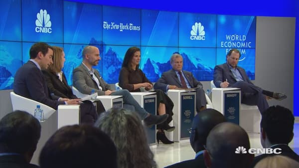 Watch execs from Uber, Salesforce and Alphabet discuss how to build trust