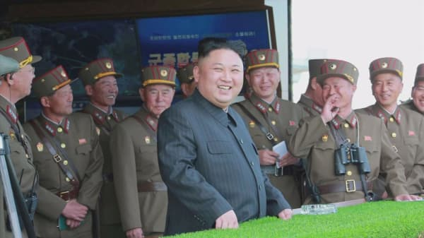North Korea is calling for unification of all Koreans
