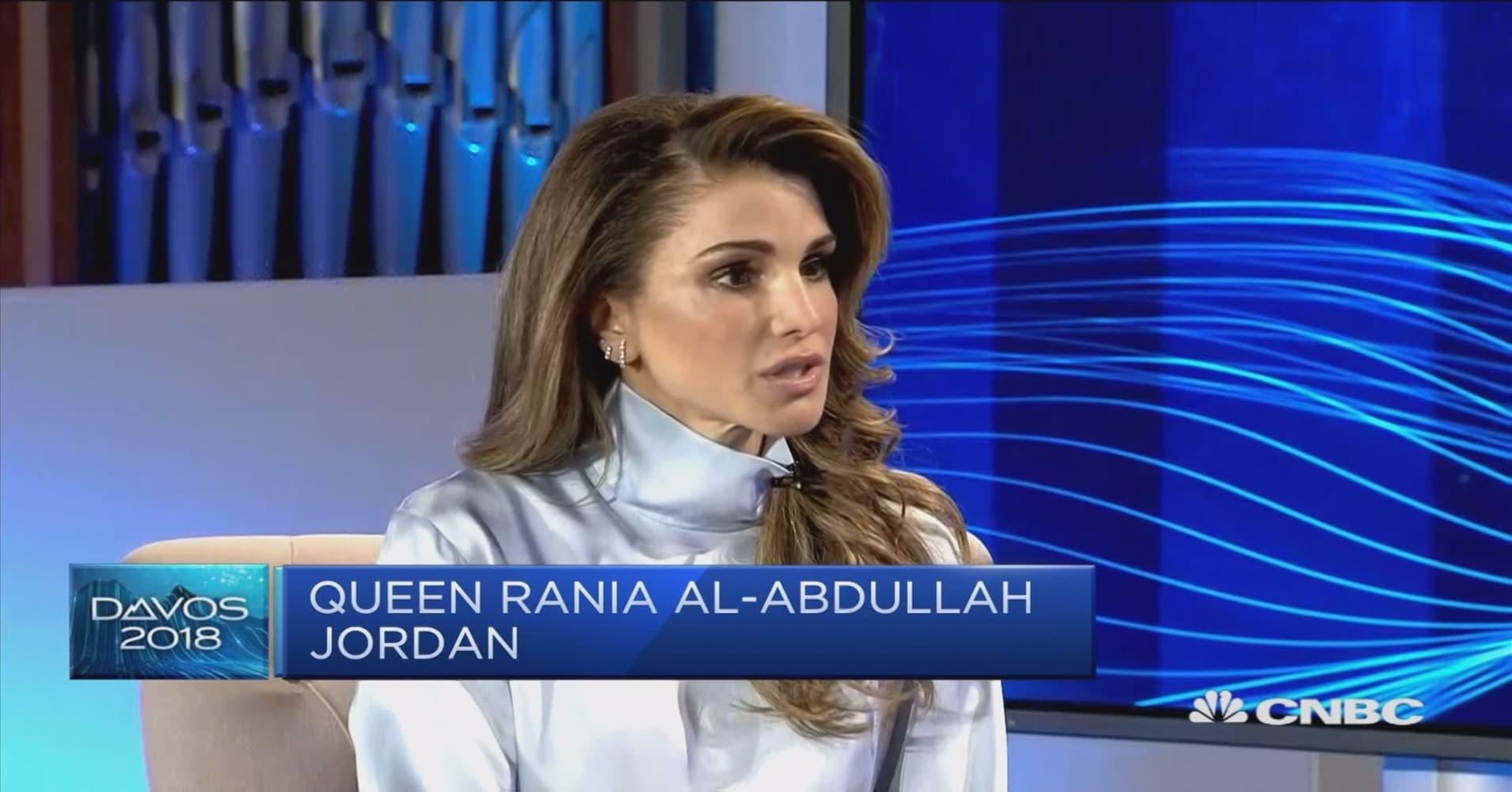 Arab Queen No Money, No Problem