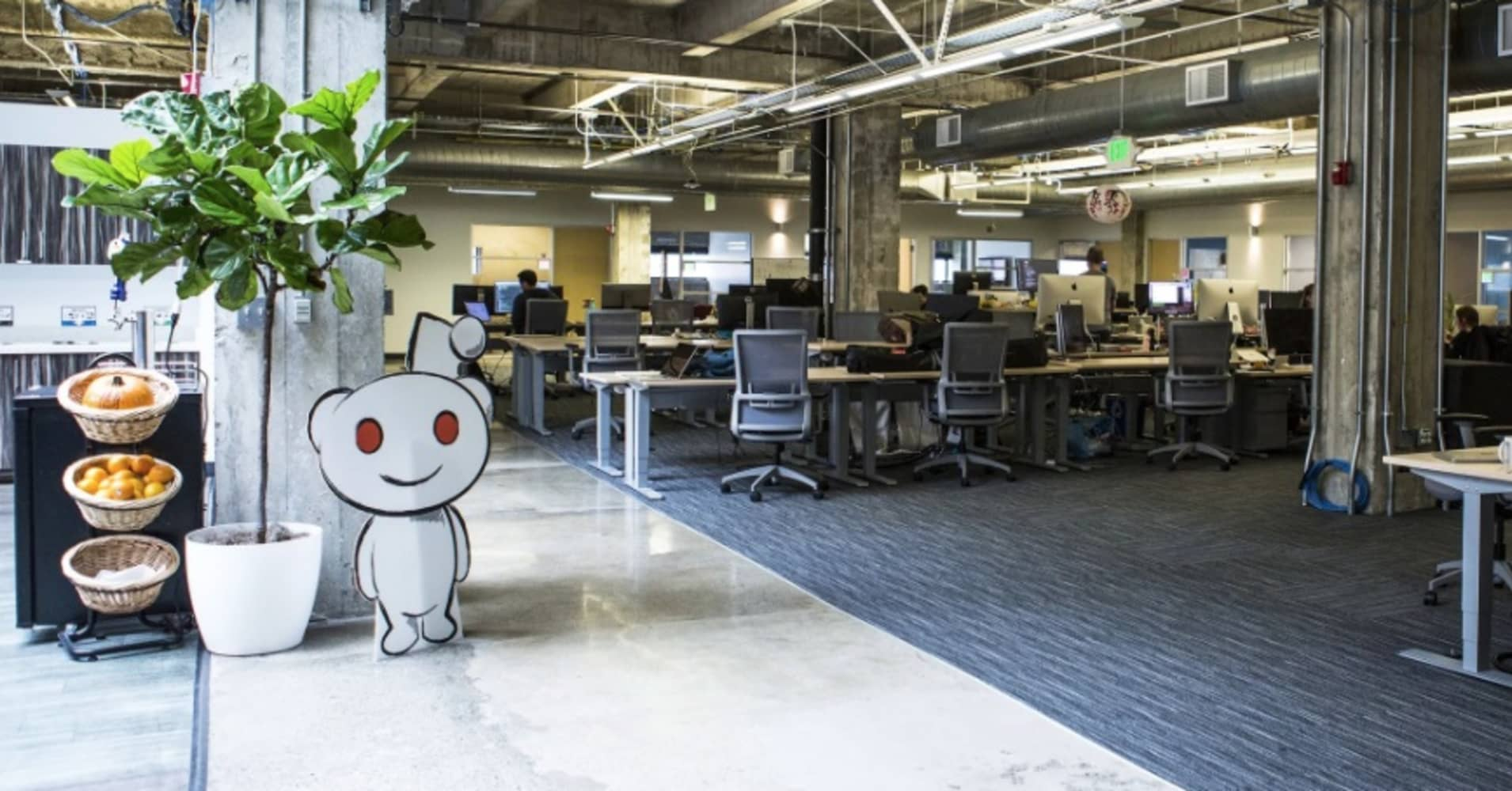 Reddit offices