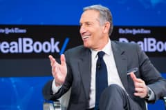 Starbucks' Howard Schultz: A 'trusted' digital currency is coming, but it won't be bitcoin