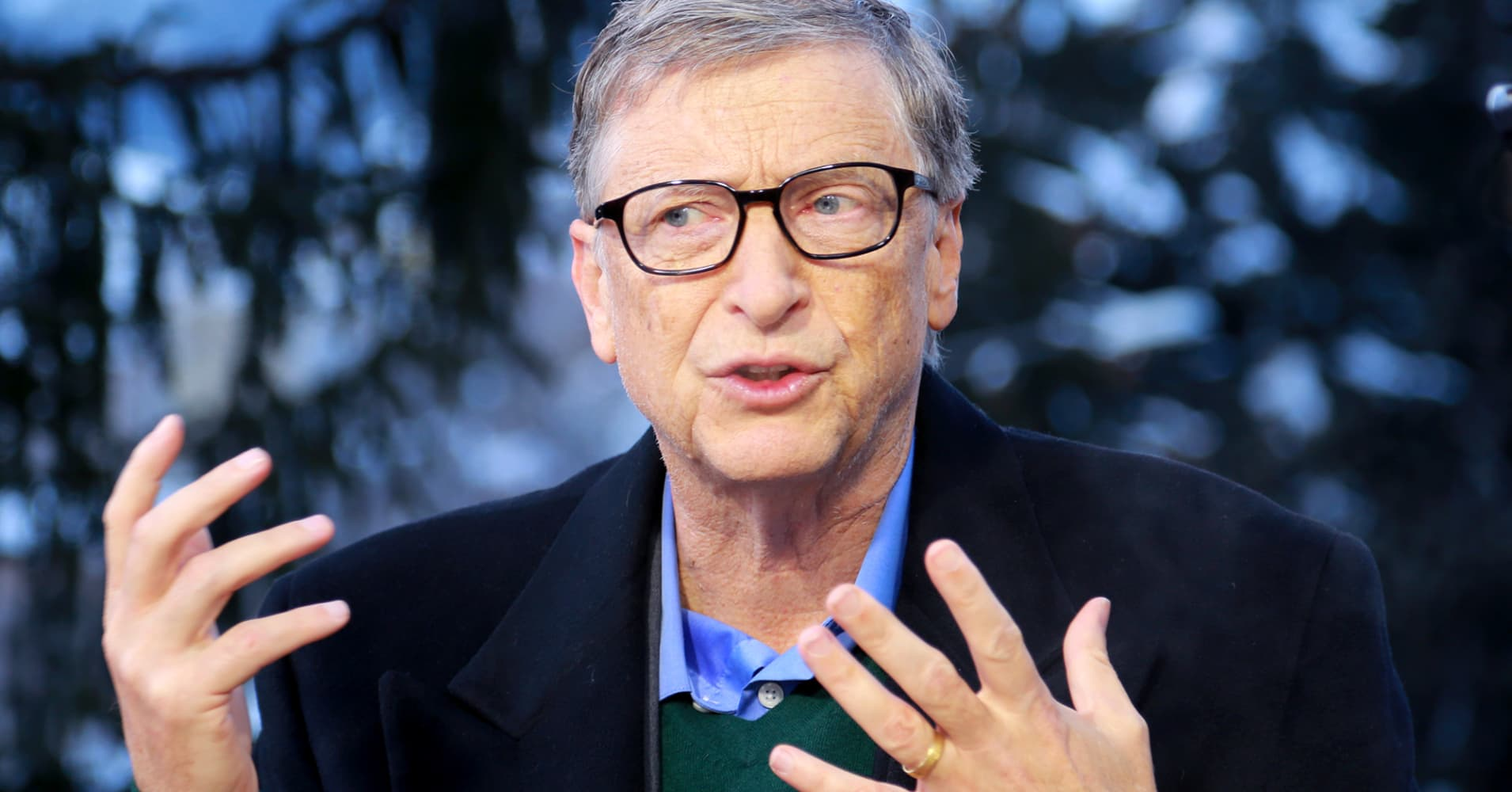 a biography of bill gates an american businessman Michael larson (born october 1959) is an american money manager he is the chief investment officer for the gates foundation and bill gates' fortune, through the.