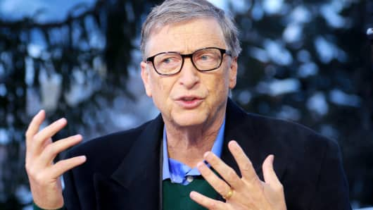Bill Gates Gives A Stark Warning To The Rest Of Silicon Valley