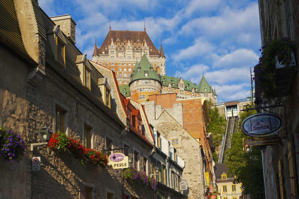 Quebec City, Quebec, Canada.